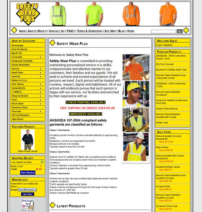Safety Wear Plus